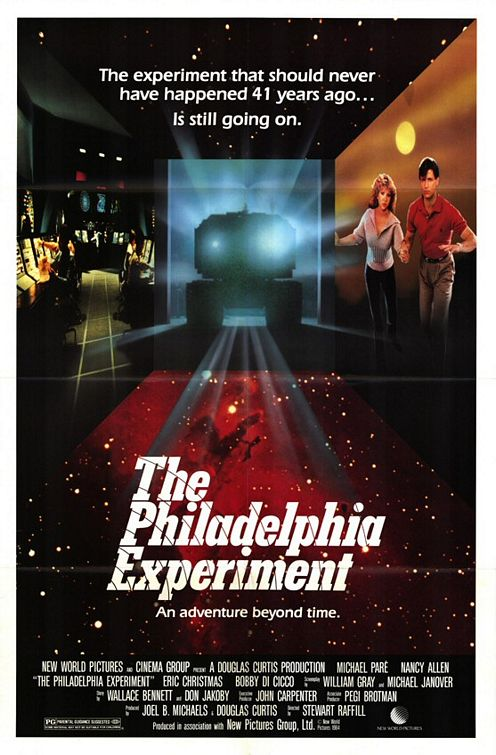 The Philadelphia Experiment movies in France
