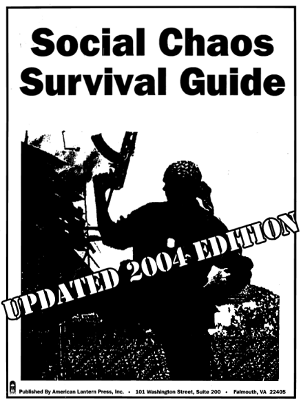 Social chaos survival guide free download