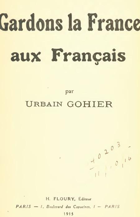 Urbain_Gohier_Gardons_la_France_aux_Francais.jpg