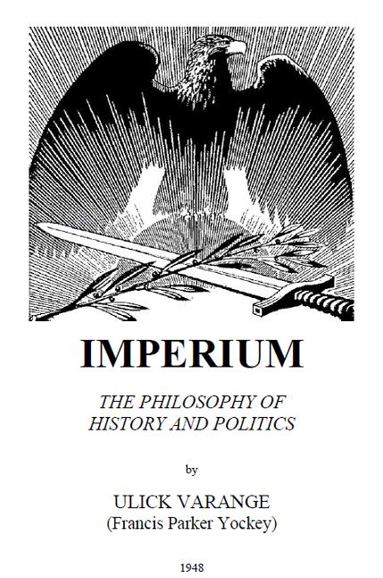 imperium francis parker yockey pdf español