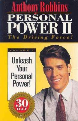 Personal power ii anthony robbins mp3 free