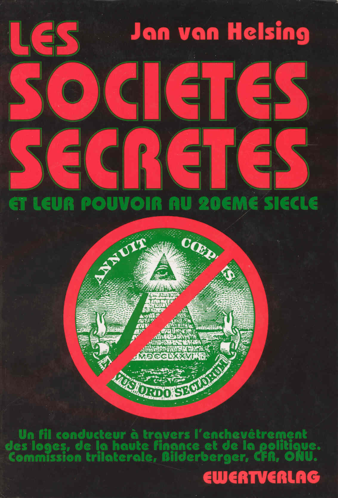 Van helsing geheimgesellschaften