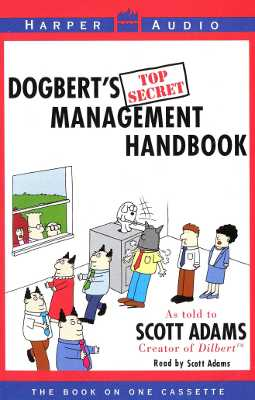 Dogberts top secret management handbook apprendre seul teach dogberts top secret management handbook fandeluxe Image collections