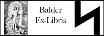 Balder Ex-Libris