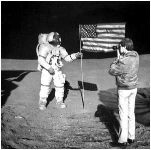 moon hoax essay