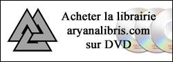 Aryana Libris  librairie sur DVD